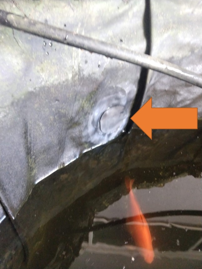 Repaired-Liner