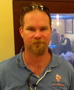 Andrew, Owner of Pacific Pond and Aquarium